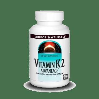Source Naturals Vitamin K2 Advantage 30tab