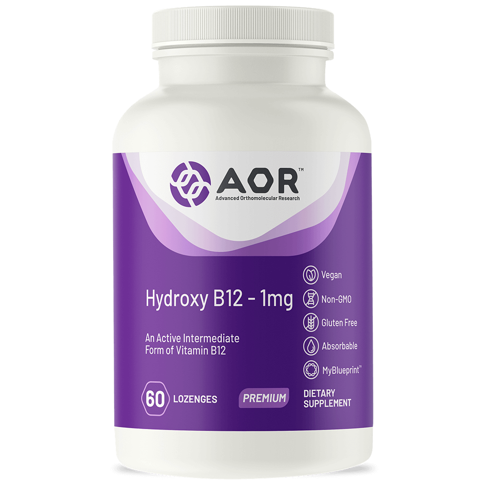 Aor Hydroxy B12 1000mcg
