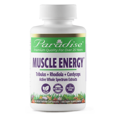 Paradise Herbs Muscle Energy