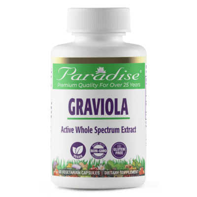 Paradise Herbs Graviola 60cap
