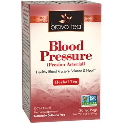 Bravo Blood Pressure Tea 20ct