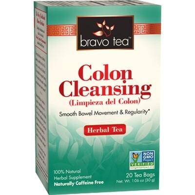 Bravo Colon Cleansing Tea 20ct