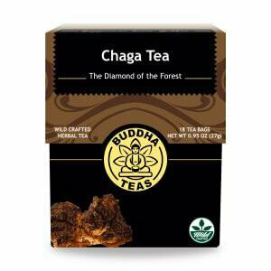 Buddha Tea Chaga 18ct