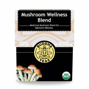 Buddha Tea Mushroom Wellness Blend