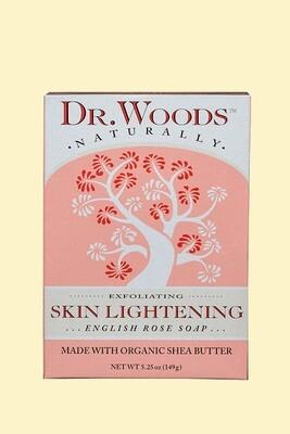 Dr. Woods Skin Lightening Bar Soap 5.25oz