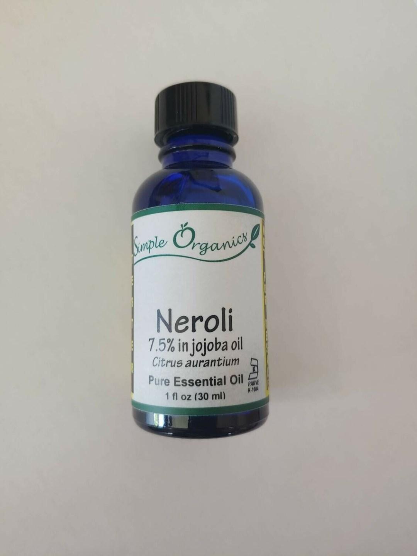 Simple Organics Neroli Eo