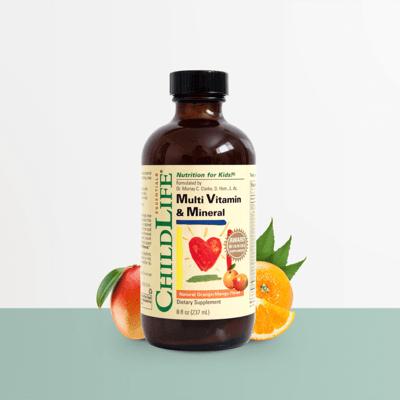 Childlife Multi Vitamin Orange Mango 8oz