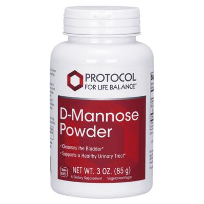 Protocol  D-Mannose Powder 3oz