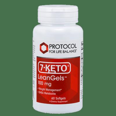 Protocol  for life balance 7-keto