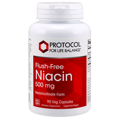 Protocol For Life Balance Niacin