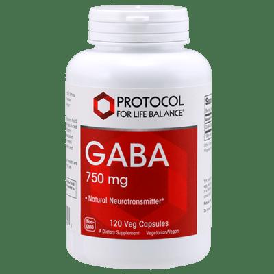 Protocol GABA 120vcap