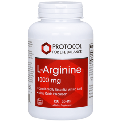 Protocol L Arginine