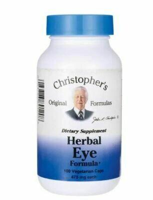 Dr. Christopher's Herbal Eye caps