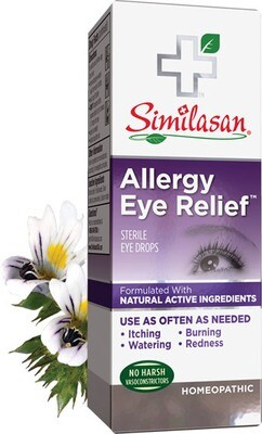 Similasan allergy eye relief 10ml