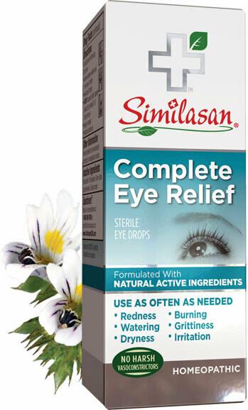 Similasan Complete Eye Care 10ml