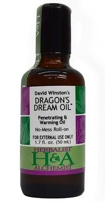 H & A Dragons Dream Oil 2oz**