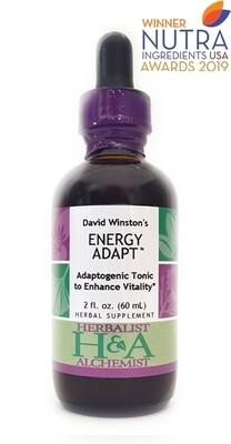 Herbalist & Alchemist Energy Adapt 2oz**