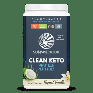 Sunwarrior Clean Keto Vanilla