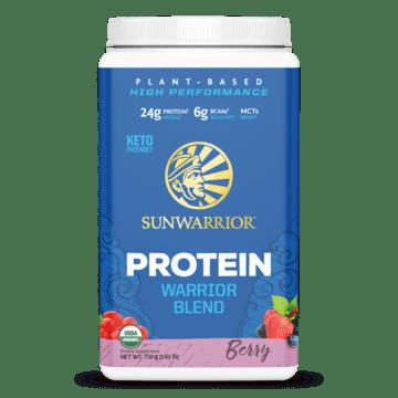 Sunwarrior Protein Berry 750g