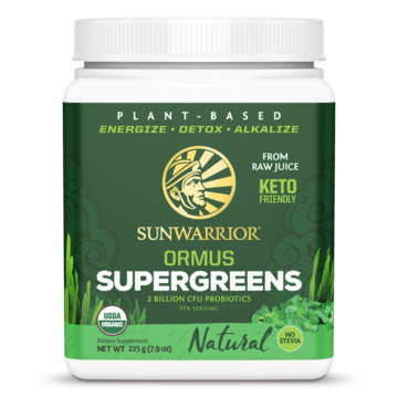 SunWarrior Ormus Green Supergreens 450g