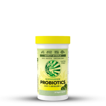 Sunwarrior Probiotics Soil Based 30vcap