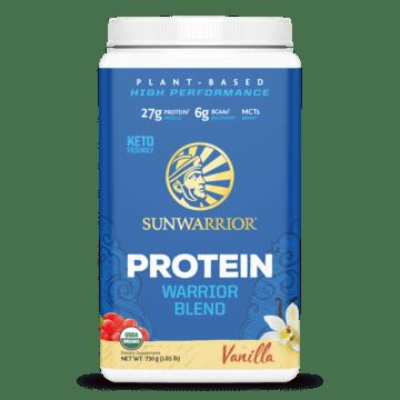 Sunwarrior Vanilla Protein 750g