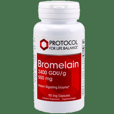 Protocol Bromelain 90vcap