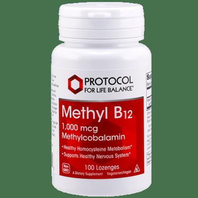 Protocol Methyl B12 1000 mcg 100loz
