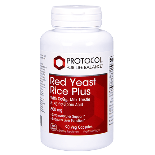 Protocol Red Yeast Rice Plus 90