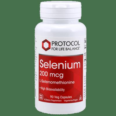 Protocol Selenium 200mcg 90vcap