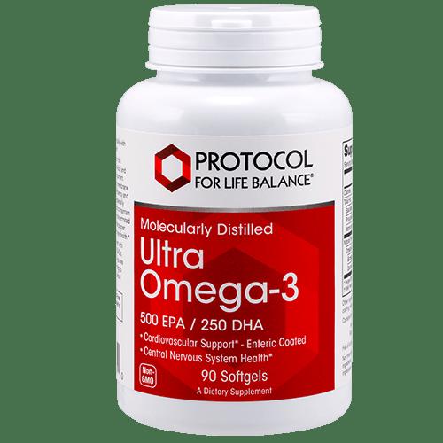 Protocol Ultra Omega 3 90sgel