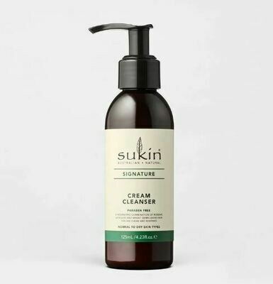 Sukin Cream Cleanser