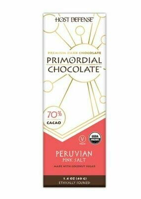 Host Defense Primordial Chocolate Pink Salt