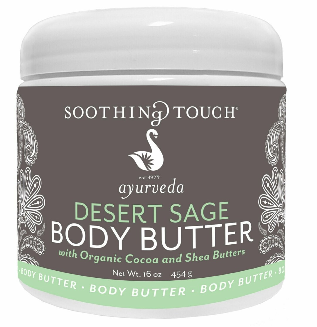 Soothing Touch Desert Sage Body Butter