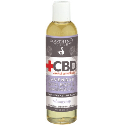 Soothing Touch Lavender Cbd Oil