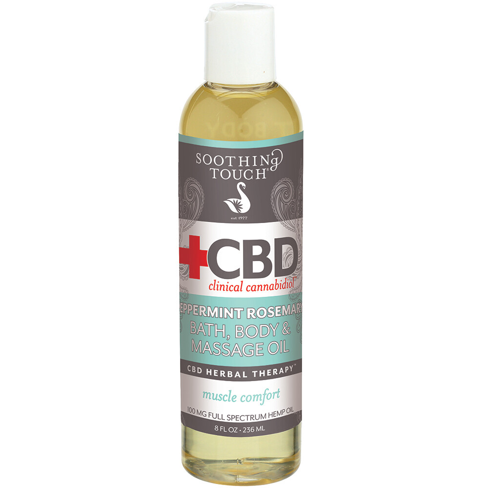 Soothing Touch Pepp Cbd Body Oil