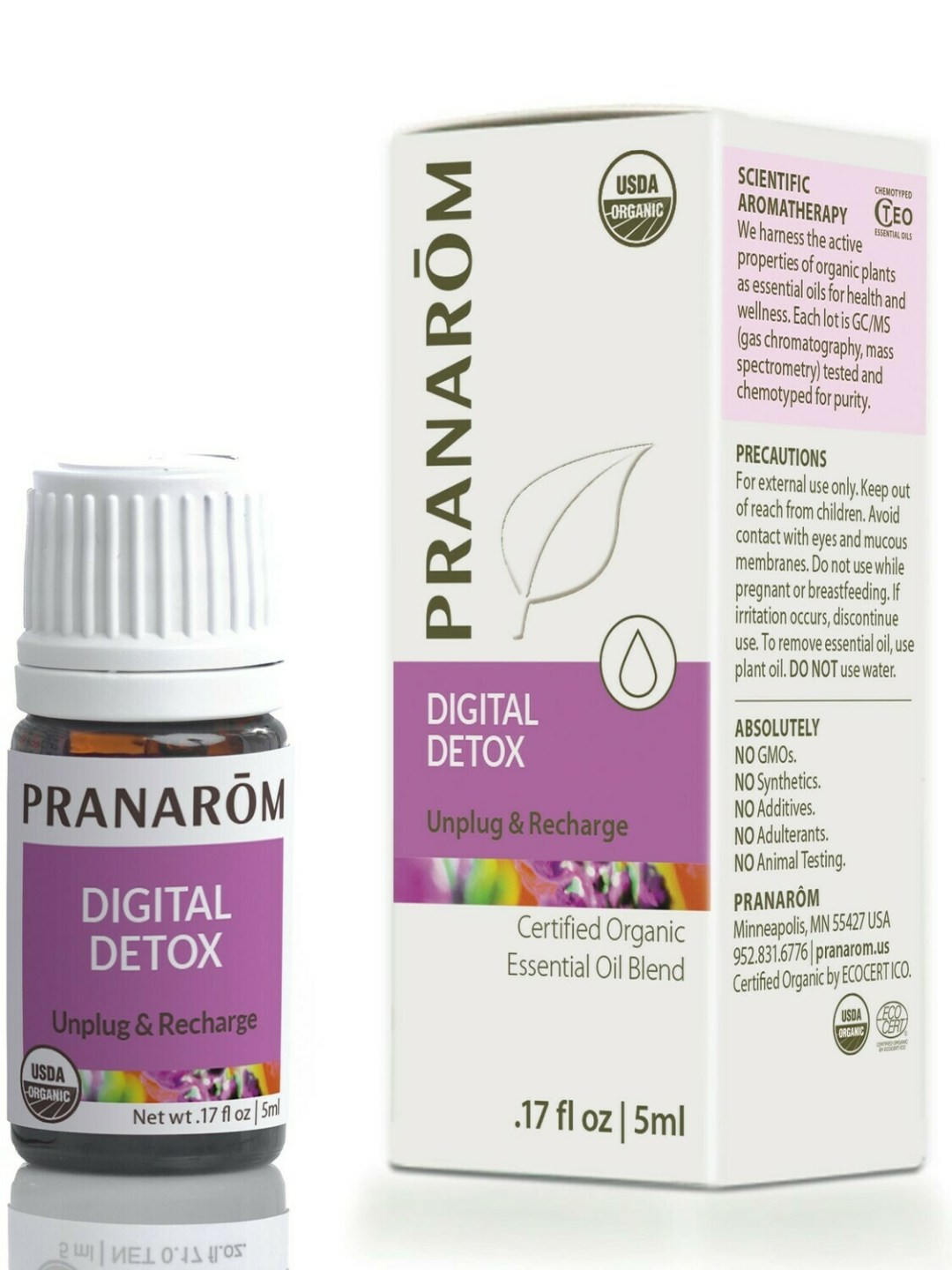 Pranarom EO Digital Detox 5ml