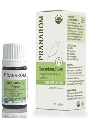 Pranarom EO Geranium Rose 15ml