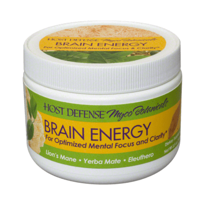 Host Defense Brain Energy Powder