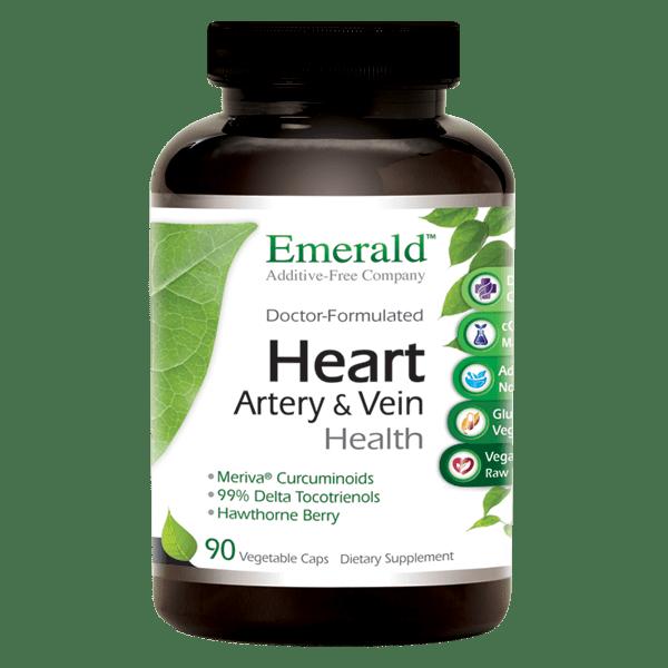 Emerald Labs Heart Artery & Vein 90cap