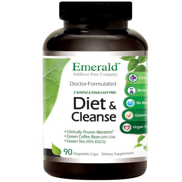 Emerald Labs Diet and Cleanse 90cap