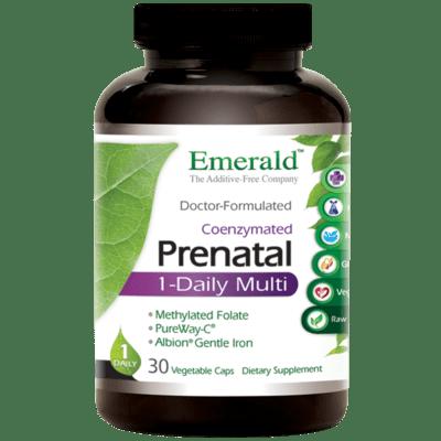 Emerald Labs Prenatal Multi 30cap