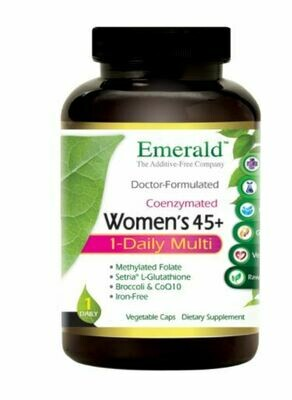 Emerald Labs Womens Multi 45 60cap