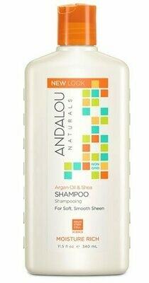 Andalou Argan Shampoo 11.5oz