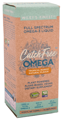 Wileys Finest Catch Free Omega Liquid