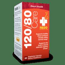 Redd remedies 120/80 care 60cap