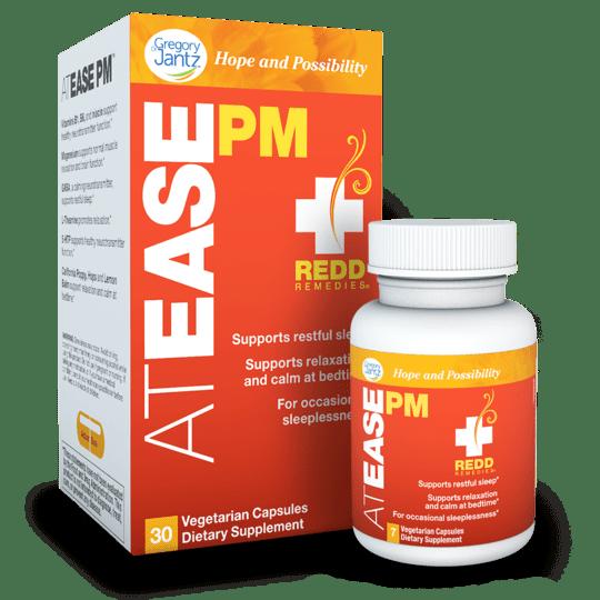 Redd Remedies At Ease PM 30cap