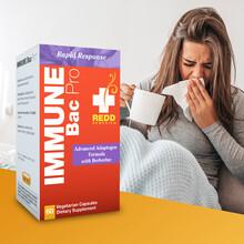 Redd Remedies Immune Bac Pro 60cap