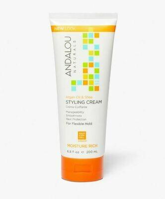 Andalou Argan Styling Cream 6.8oz