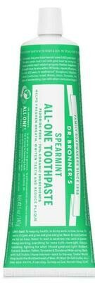 Dr. Bronner's All-One Toothpaste Spearmint